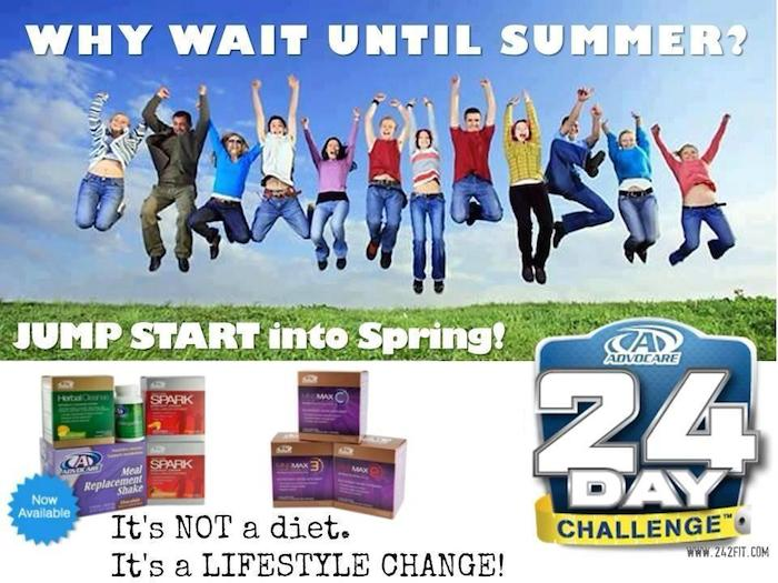 24 day challenge jumping!