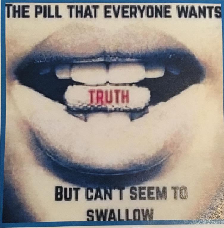 Truth pillb